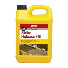 Everbuild Strike Release Oil 206 5L