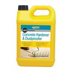 Everbuild Concrete Hardener & Dustproofer 403 5L
