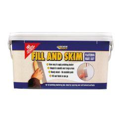 Everbuild Fill and Skim 5L