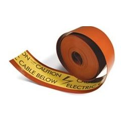 Electric Warning Tile Tape 'Northern Power Grid'