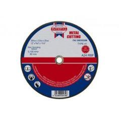 Faithfull 3003520m Metal Cut Disc 300x3.5x20mm