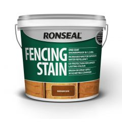 Ronseal Fence Stain 5L Medium Oak