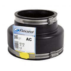 "Flexseal Drain Adaptor 4""PVC X 6""PVC - AC1602"