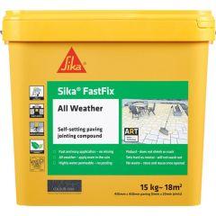 Sika All Weather FastFix Jointing Compound 15kg Flint - SKFFIXFLT16