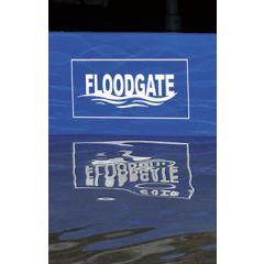 Floodgate Door Barrier
