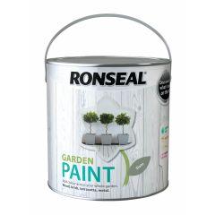 Ronseal Garden Paint-2.5 Litres-Slate