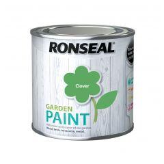 Ronseal Garden Paint-250ml-Clover