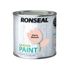 Ronseal Garden Paint-250ml-Cherry Blossom