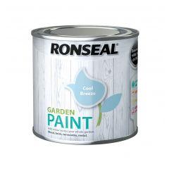 Ronseal Garden Paint-250ml-Cool Breeze