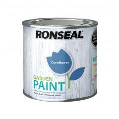 Ronseal Garden Paint-250ml-Cornflower
