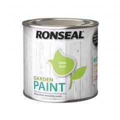 Ronseal Garden Paint-150ml-Lime Zest