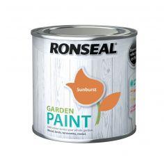 Ronseal Garden Paint-250ml-Sunburst
