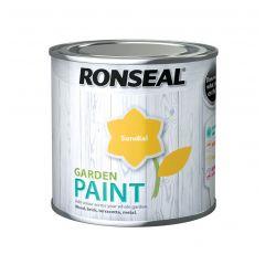 Ronseal Garden Paint-250ml-Sundial