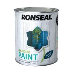 Ronseal Garden Paint-750ml-Midnight Blue