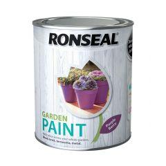 Ronseal Garden Paint-750ml-Purple Berry