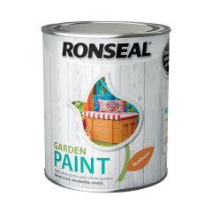 Ronseal Garden Paint-750ml-Sunburst