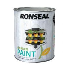 Ronseal Garden Paint-750ml-Sundial