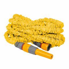 Hozelock Superhoze expanding hose 82308000, yellow