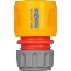 Hozelock Aquastop waterstop Connector 2185P9000 for garden hoses