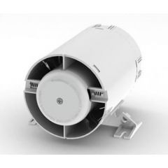 Silavent Sapphire Inline Fan with Timer & Duct Kit