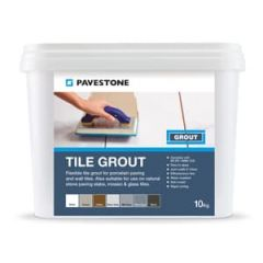 Pavestone Tile Grout Cream 10kg - 06 110 008