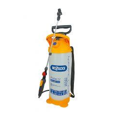 12L Hozelock Pulsar Plus Pressure Garden Sprayer in use in the garden
