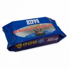 Hippo Heavy Duty Trade Wipes (Pack of 40) - H18721