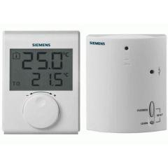 Siemens RDH100RF/SET Digital (RF) Room Thermostat + Receiver