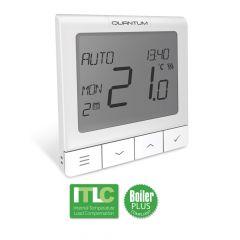 Salus Quantum Hard Wired Thermostat - WQ610