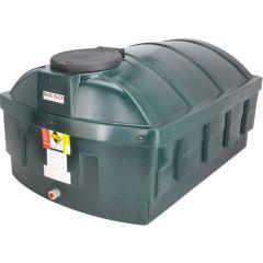 Deso LP1200BT Bunded Oil Tank - No Gauge