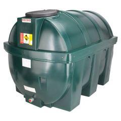 Deso H1800BT Bunded Oil Tank - No Gauge