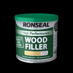 Ronseal 2 Part High Performance Wood Filler 275g Natural