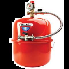 Intafil Plus sealed system kit including vessel