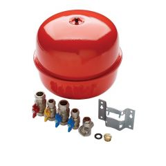 Intergas Fitting Kit B (8L Robokit with Iso Valves) - 090100