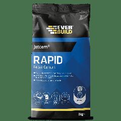 Everbuild Jetcem Rapid Setting Cement 3kg