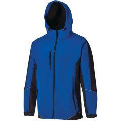 Dickies TwoTone Softshell JW7010-Royal Blue