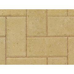 Marshalls Keyblok Concrete Block Paving 60mm-Buff
