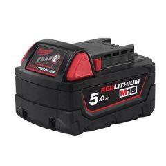 Milwaukee M18 18V 5.0Ah Li-Ion Battery