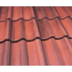 Marley Mendip Interlocking Roof Tiles Old English Smooth