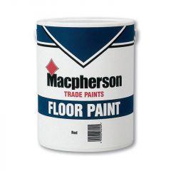 Macpherson Floor Paint 5 litre - Grey