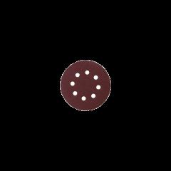 Makita Velcro-Backed Sanding Disc 125mm 80 Grit P-43555