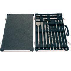 Makita 17 Piece SDS Drill & Chisel Set D-21200
