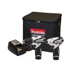 Makita DK1493WX 10.8v Li-ion LXT Combi drill