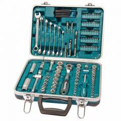 Makita 118 Piece Maintenance Tool Kit - P-90635