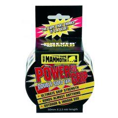 Everbuild Mammoth Powerful Grip Tape 50mmx2.5m