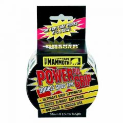 Everbuild Mammoth Powerful Grip Tape 25mmx2.5m