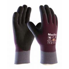 MaxiDry Zero Fully Coated Thermal K/W Work Gloves - Size 9 (Large)