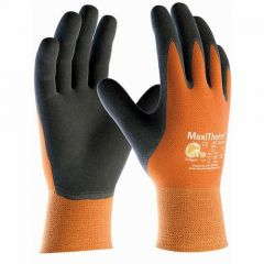 ATG MaxiTherm Latex Palm-Coated Thermal Water-Resistant Gloves 30-201 (Size 9 Large)