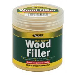 Everbuild Multi Purpose Premium Joiners Grade Wood Filler 250ml