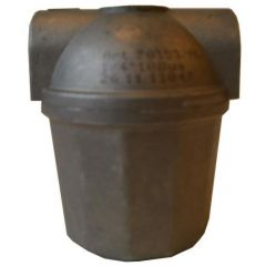 Oil Filter - Metal Bowl 3/8""
